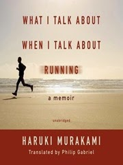 what I talk about running