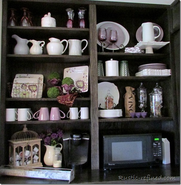 Style your butlers pantry like the pro's!