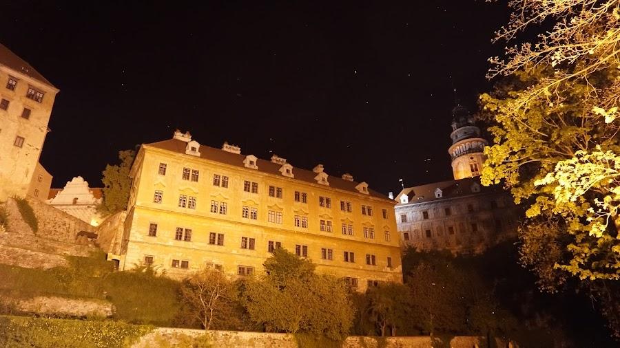 Замок Чески Крумлов