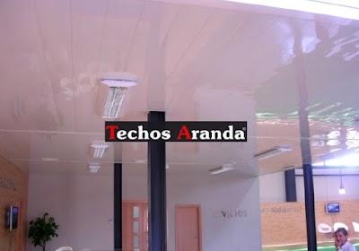 Techos aluminio en Huelva