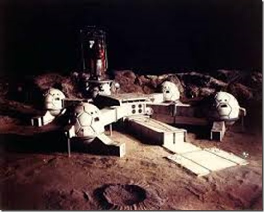 mines and nuclear power plants on the Moon