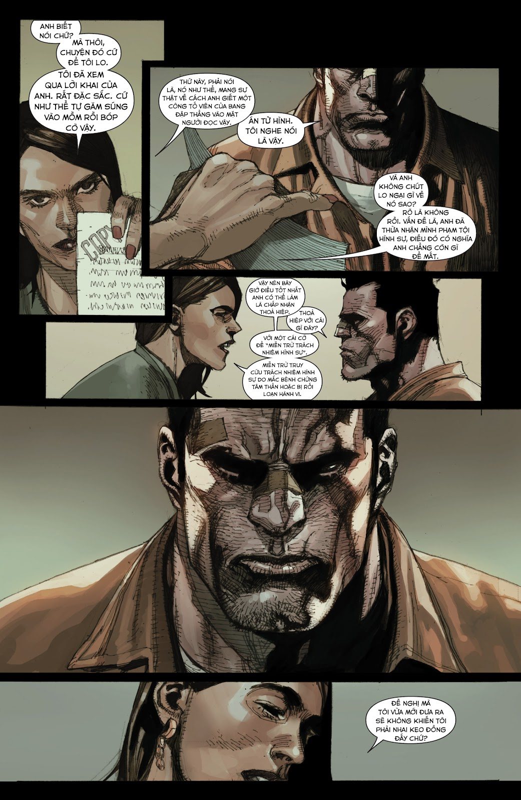 Punisher: Trial of the Punisher chap 1 - Trang 14