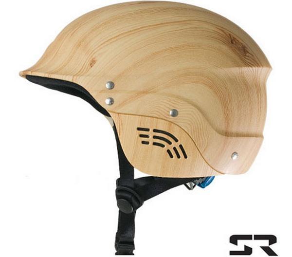 Шлем из фанеры