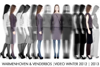 Warmenhoven & Venderbos | Autumn |  Winter 2012-2013 ready to wear fashion collection | Najaar Winter 2012-2013  pret-a-porter damesmode