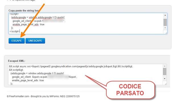 parsare-codice-adsense