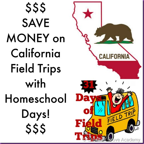 California Homeschool Days