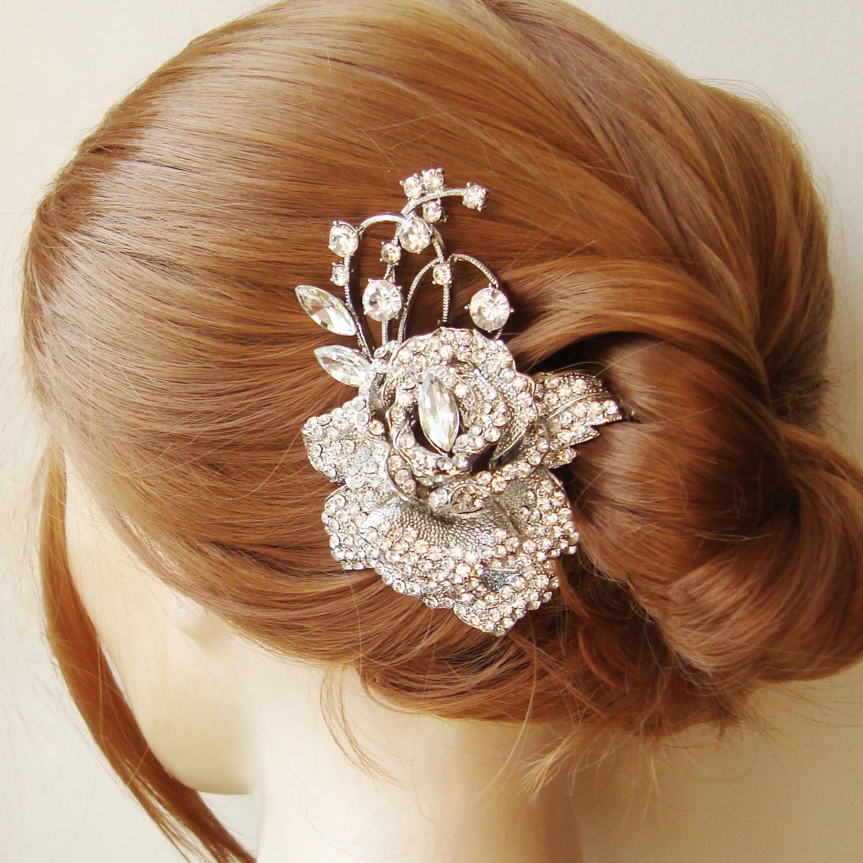 Vintage Bridal Tiara,