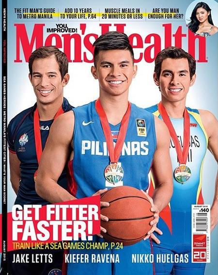 Men's Health PH Aug 2015