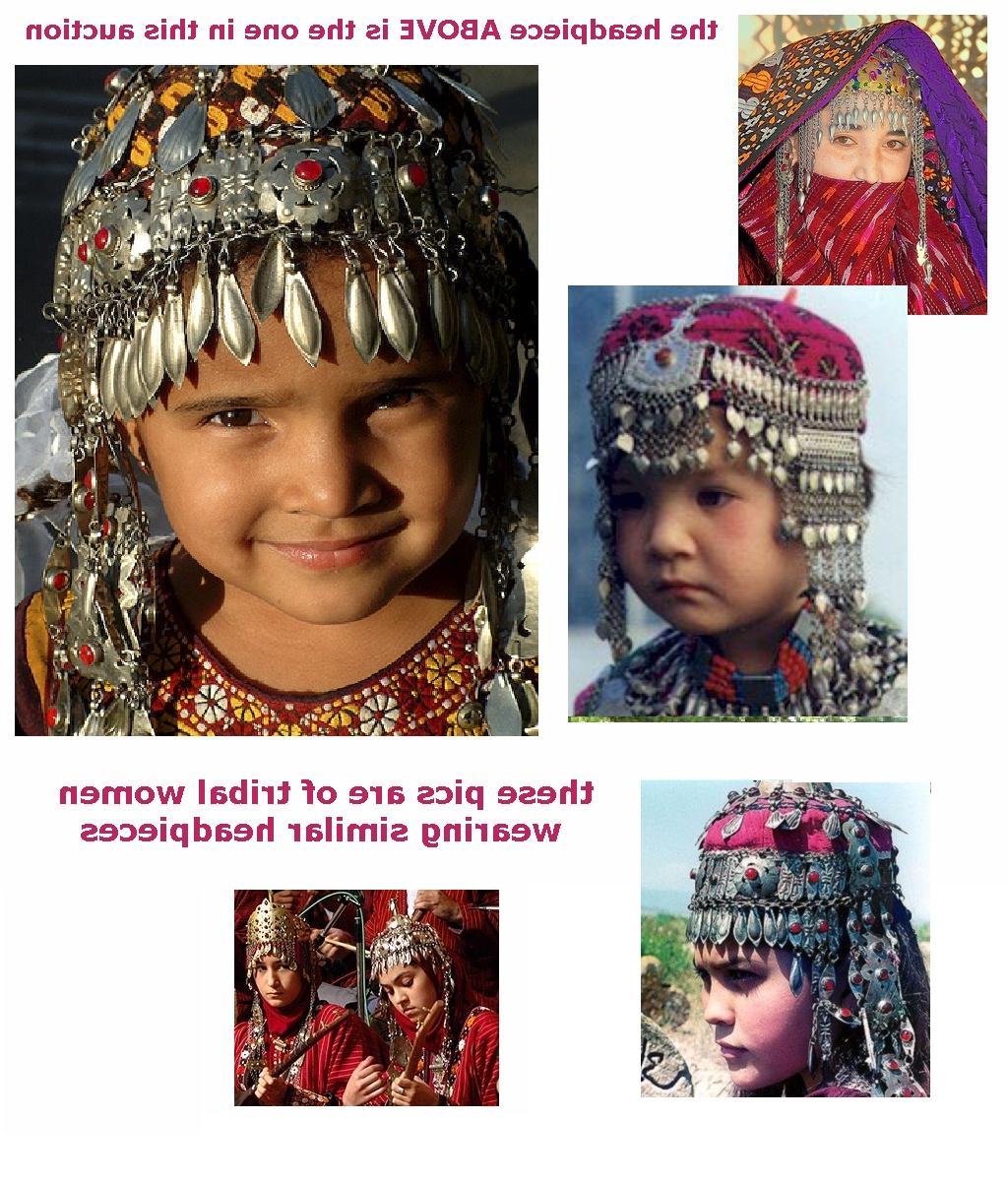 arabian wedding headpieces