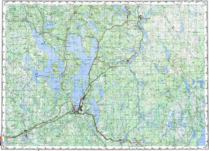 Map 100k--p36-065_066--(1985)