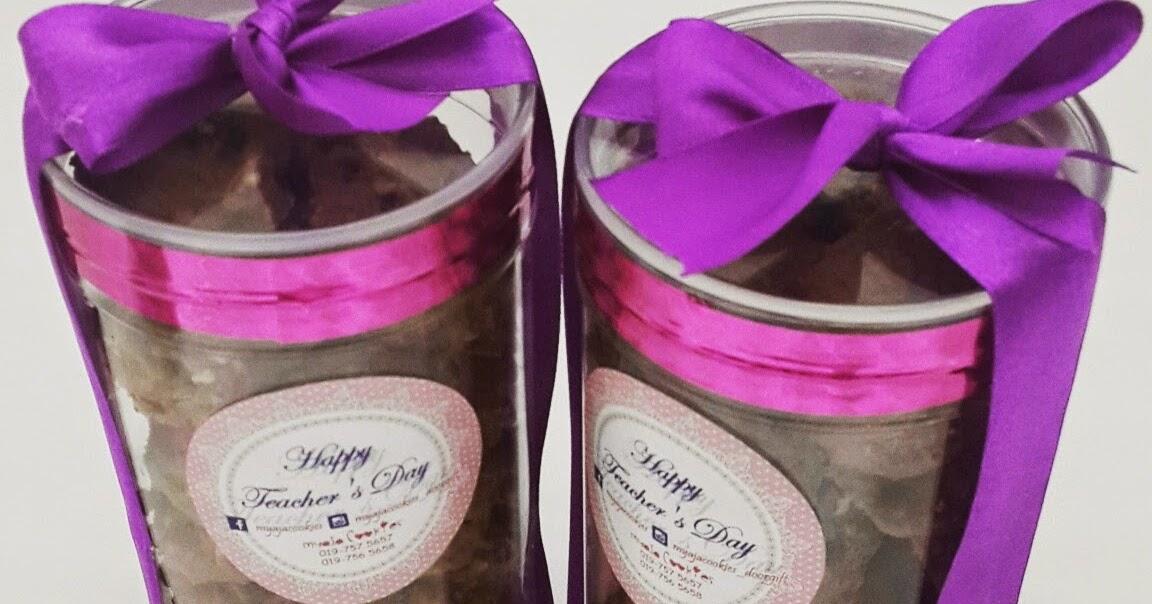 My Aja Cookies: Doorgift Hari Guru Buat Anak Shima