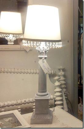10 Whitewashed lamp AFT 3