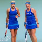 Kristina Mladenovic & Timea Babos