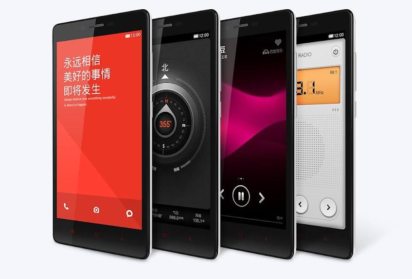 Xiaomi Redmi Note 4G - Spesifikasi Lengkap dan Harga