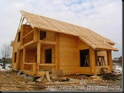 Этапы строительства брусовых домов 2