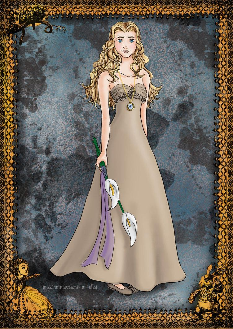 Vera Wang: Alice in Wonderland
