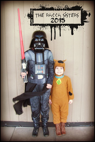 Darth & Scoob 2015