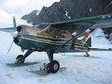 Landed on a Glacier - Talkeetna, AK