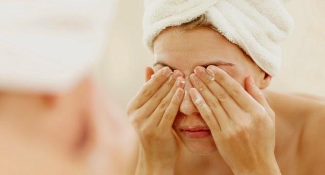 Keeping my skin clean