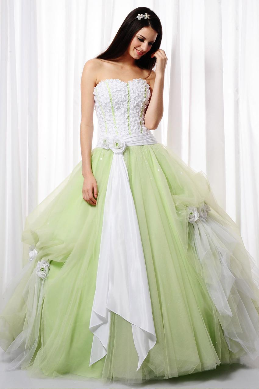 2012 Quinceanera Dress  QD004