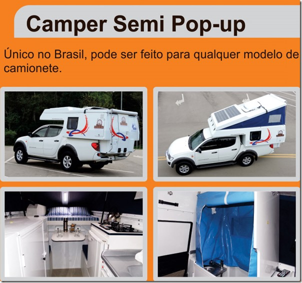 Semi-pop-up