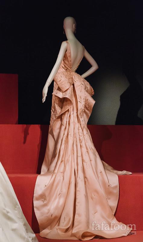 Oscar de la Renta, Custom evening dress, 2014.