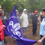 Ceremonia de Promesa de la Rover Ainara