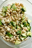 White Bean and Thyme Salad