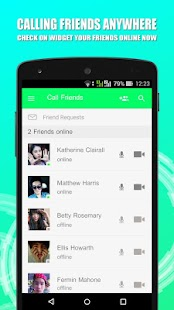 Video Calls and Message - screenshot