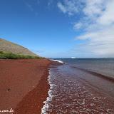 Caminhada por Rabida - Galápagos