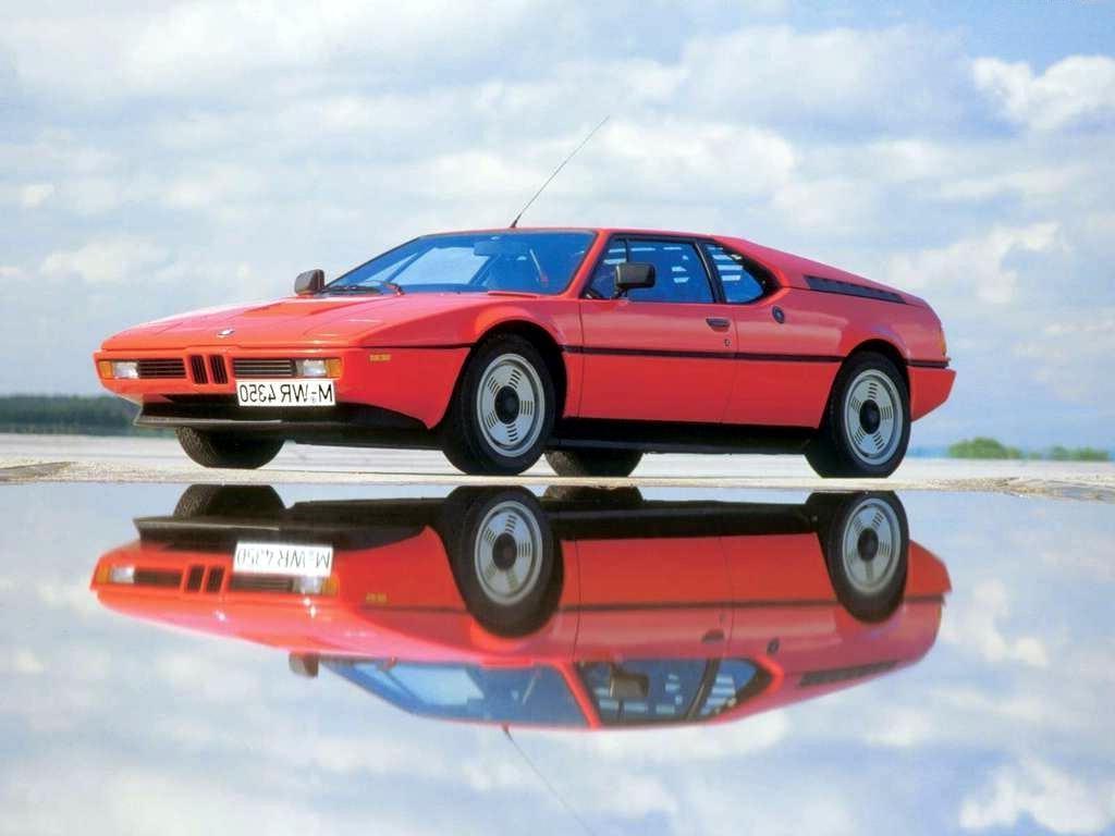 BMW M1   1979. June 9, 2011