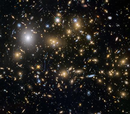 aglomerado galáctico MACSJ0717.5 3745