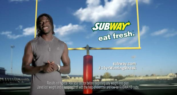 Subway's Super Bowl Commercial — A Story 15 Years In The Making