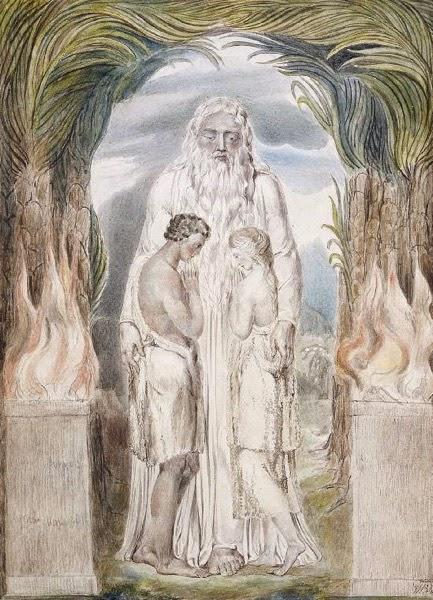 Blake divine presence