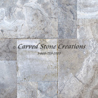 18x18 Silver Travertine Honed Unfilled Chipped Brushed Tile