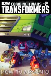 Actualización 28/04/2015: The Transformers #40, traducido por Zur, revisado por Rosevanhelsing y maquetado por Kisachi.