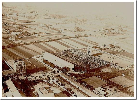1935 Miting en Mestalla de la Derecha Regional y de la Ceda_Luis Lucia y JM Gil robles