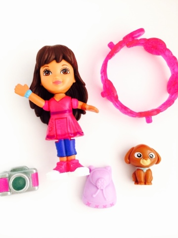 Dore and Friends Fisher-Price Charm Bracelets
