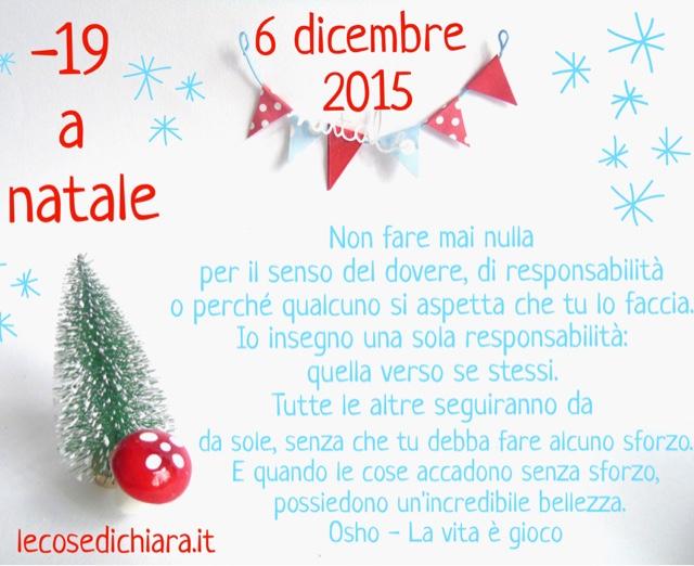 Eccezionale LE COSE DI CHIARA HANDMADE: (6) christmas countdown - 19 giorni a  YF74