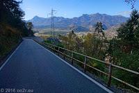 Von der Sella Chianzutan (954m) runter nach Villa Santina.