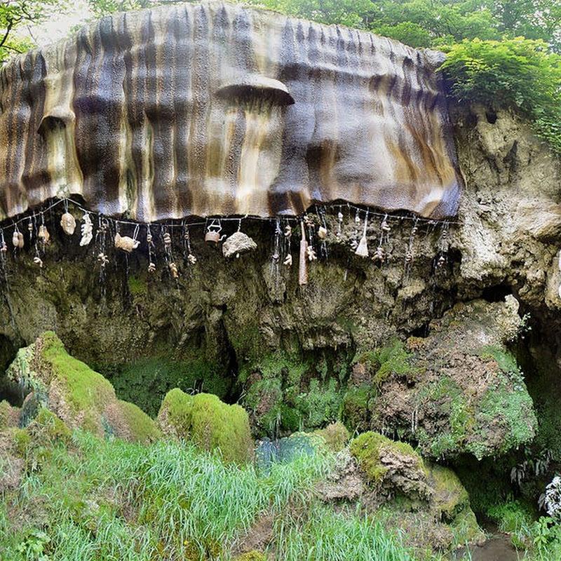 The Petrifying Well of Knaresborough