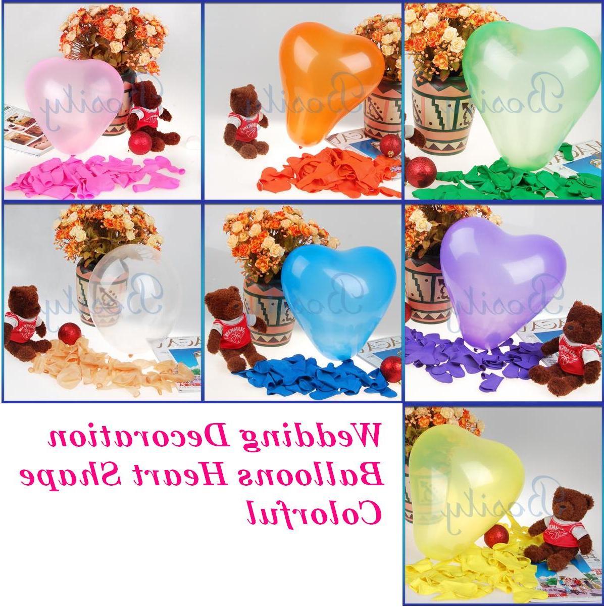 100 pcs Wedding Decor Balloons