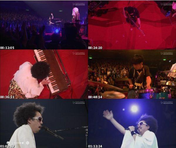 [TV-Variety] レキシツアー IKEMAX THEATER in 両国国技館 (FujiTV Next 2016.01.30)