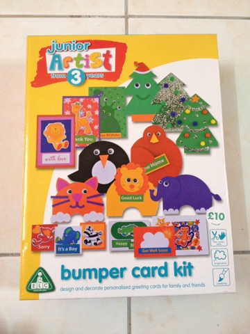 Bumper Card Kit | ELC Early Learning Centre