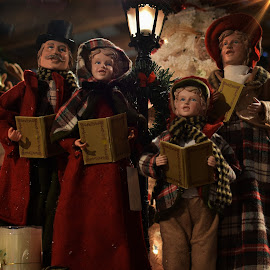 Caroler's by Millieanne T - Public Holidays Christmas