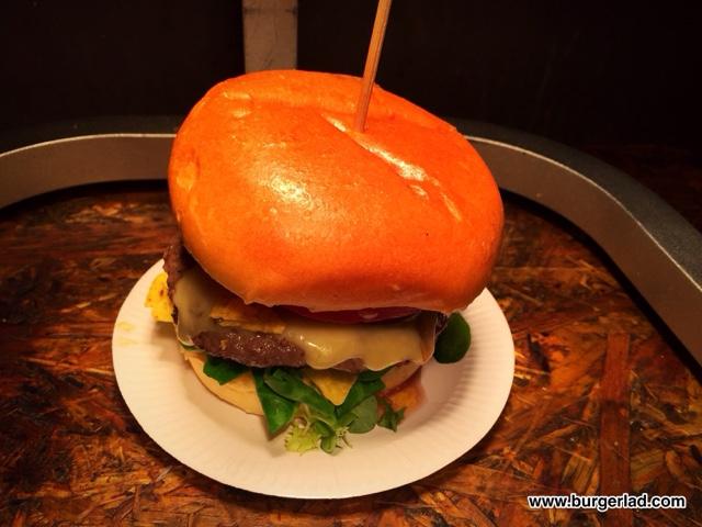 Fabulous Burger Boys El Narco