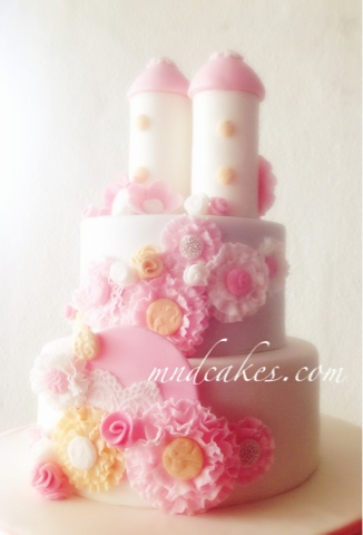 Mom And Daughter Cakes 21st Birthday Cakes Make Your Dream Comes True