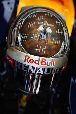 шлем Себастьяна Феттеля для Гран-при Италии 2012