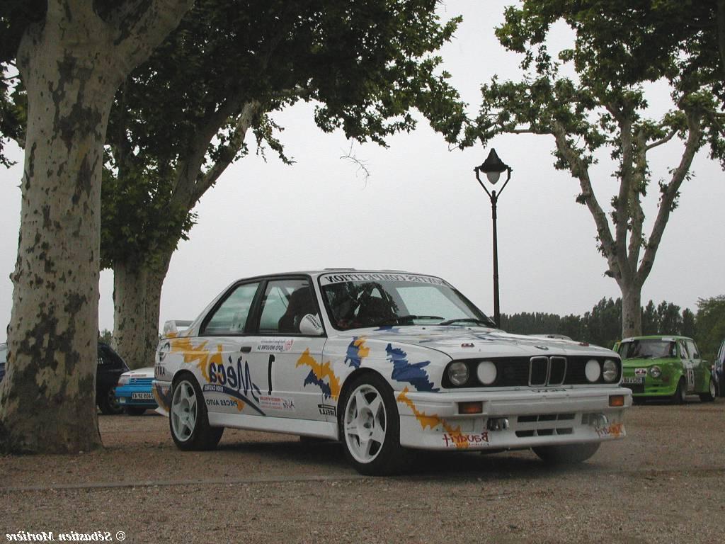 BMW 325 (E30) Rallye (1987)