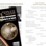 Concierto Extraordinario en Recuerdo de Francisco Tárrega a cargo de David Eres Brun, Carlos Jaramillo, Jorge Orozco y Rubén Parejo (España).